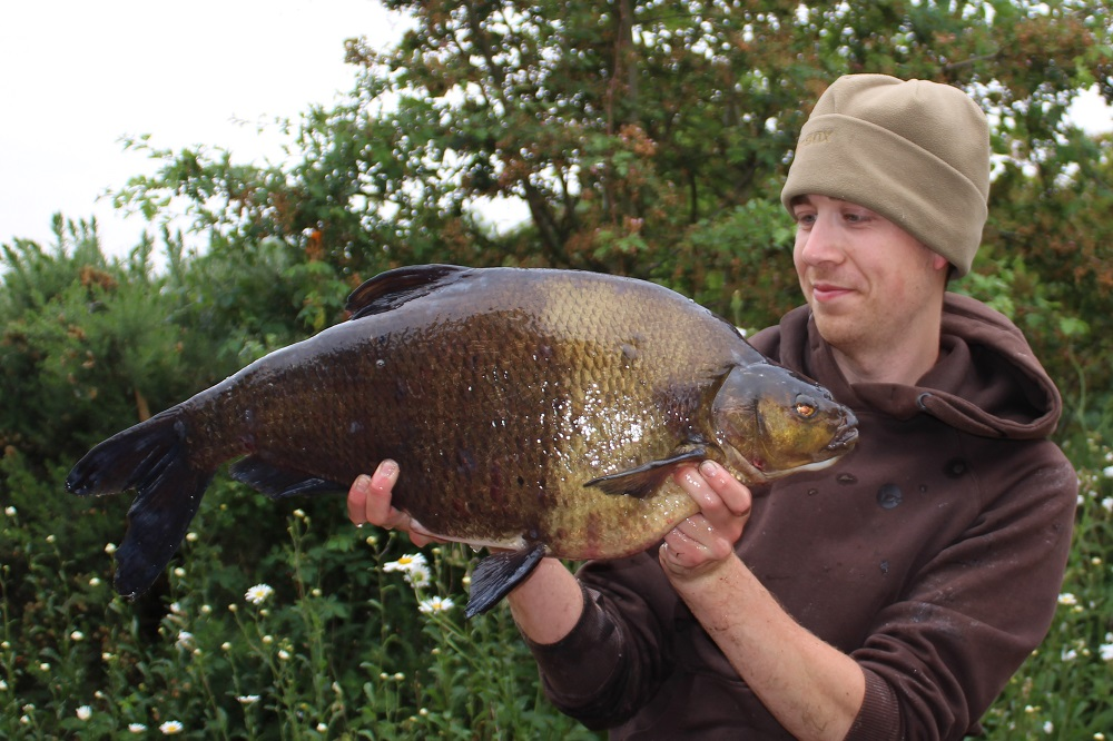 big bream fishing james champkin