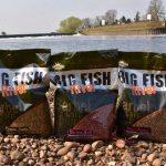 Big Fish River Pellets – Cheese & Garlic