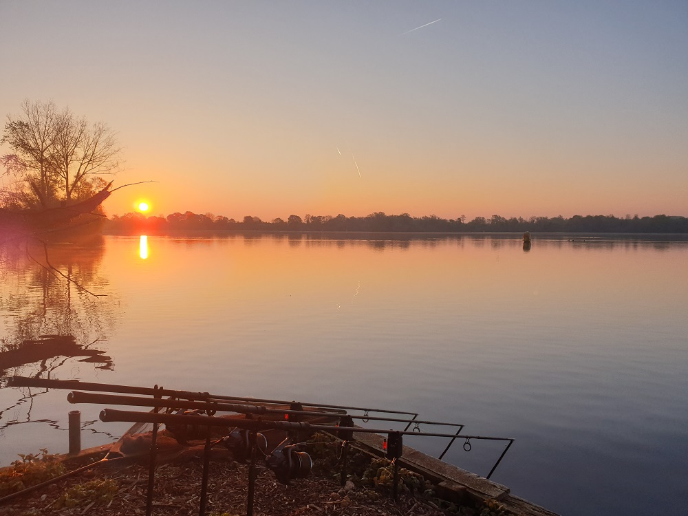 big gravel pits are ideal haunts for big bream