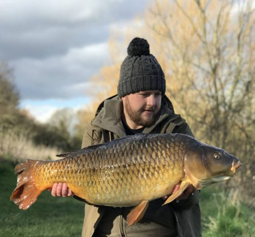 Carp Photos | French carp fishing at Lillypool with Angling Lines