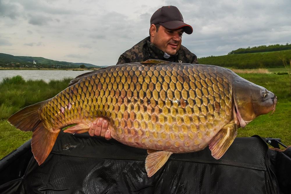 Mihai Perianu - 22.5kg Lake Horgesti