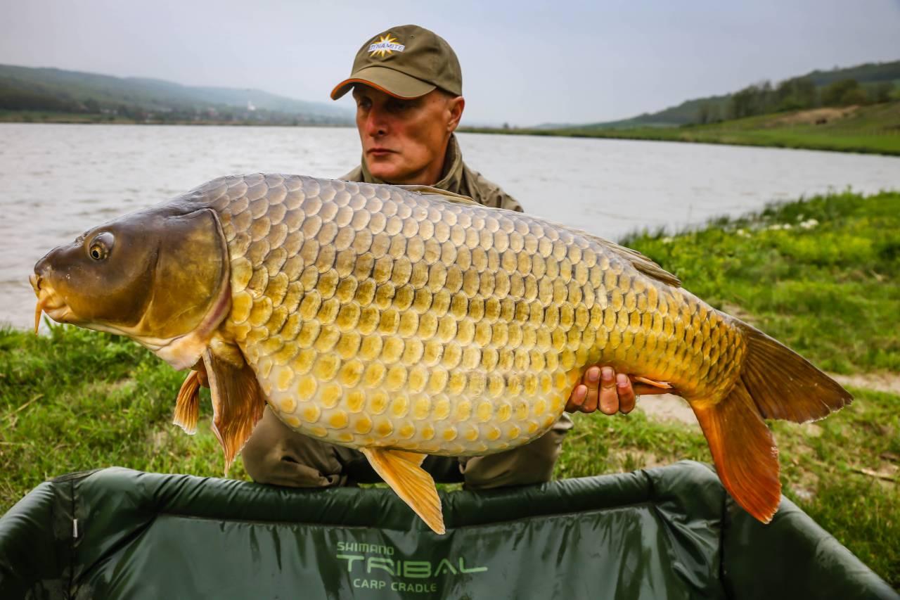 Vlad Pavlovici - 21.7kg Lake Horgesti