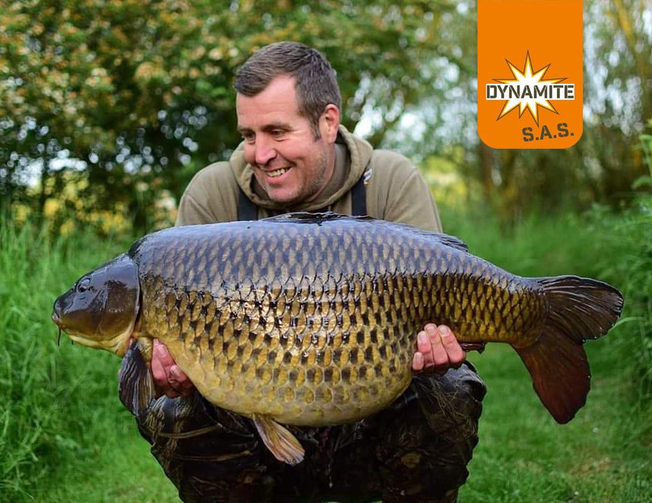 adam bennett 1st place may 2019 sas carp fishing competition