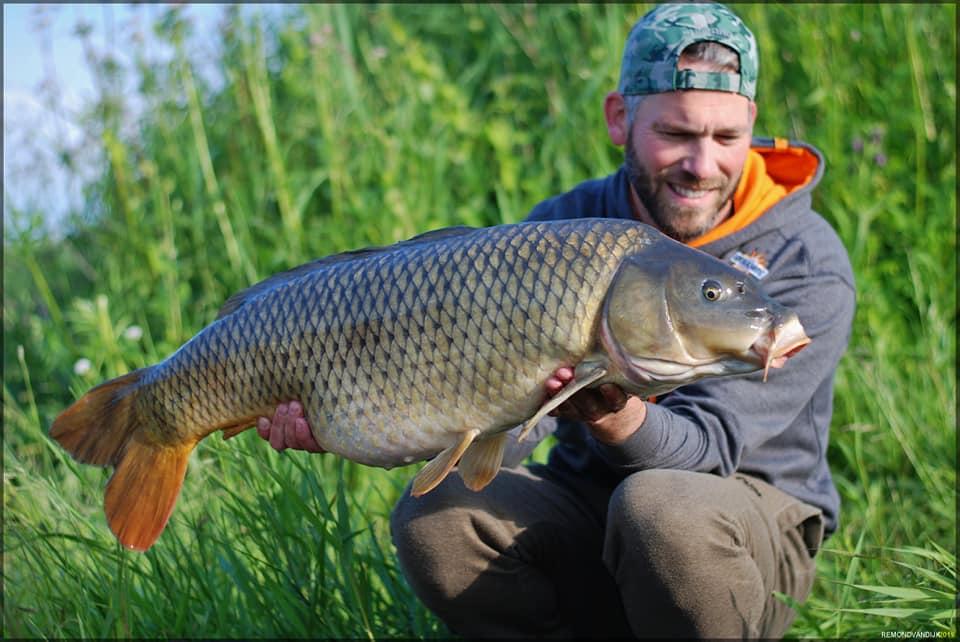 remond van dyke netherlands carp fishing