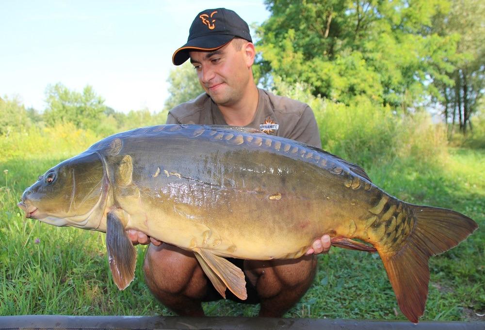 cuderman ig lake austria carp