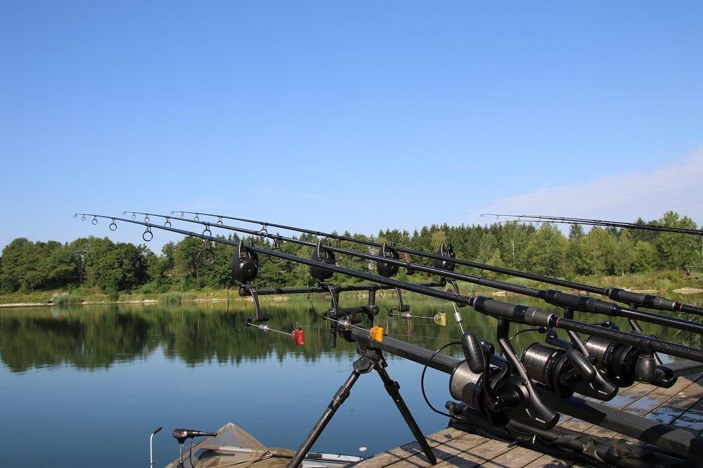 ig lake carp fishing austria