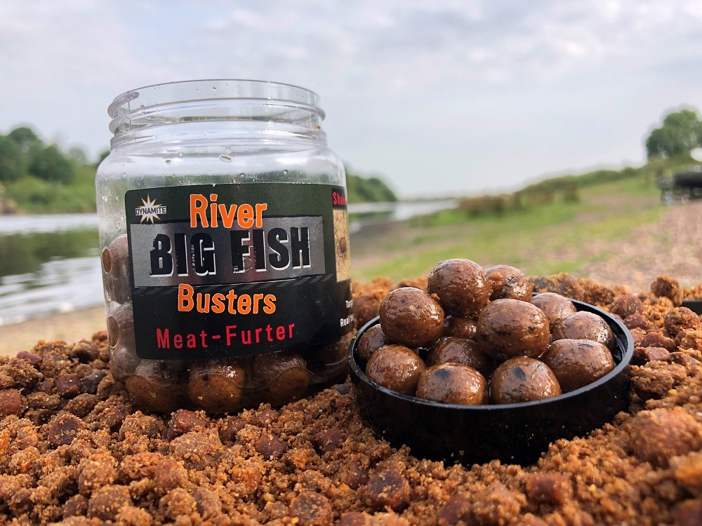 meat furter barbel fishing bait