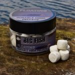 Big Fish Floating Durable Hookers – White