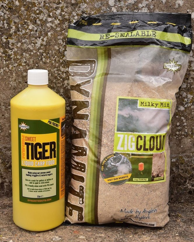 zig cloud mix for drayton with sweet tiger liquid