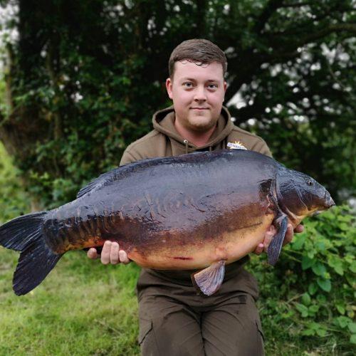 Matt Thomas, 33lb 1oz, Midlands Stillwater, Monster Tiger Nut