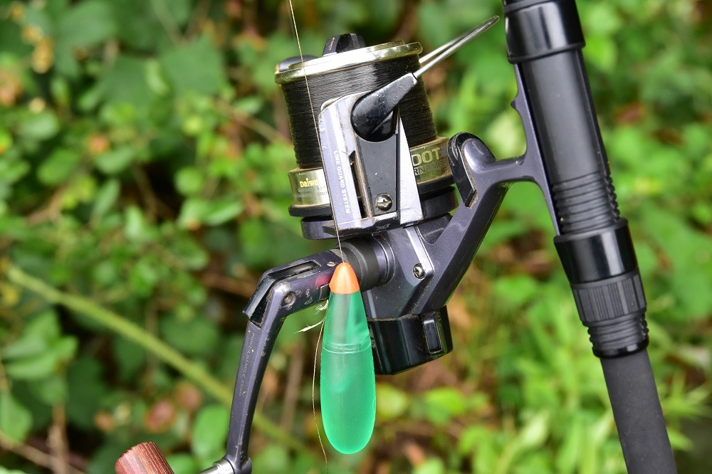 controller float for surface carp fishing