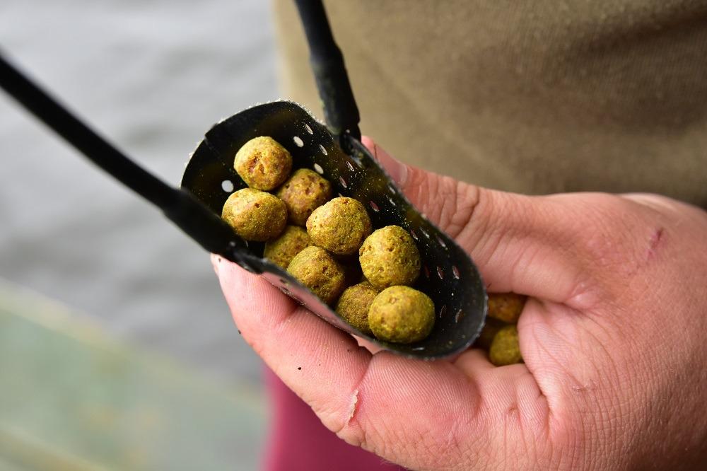 feeding floating baits