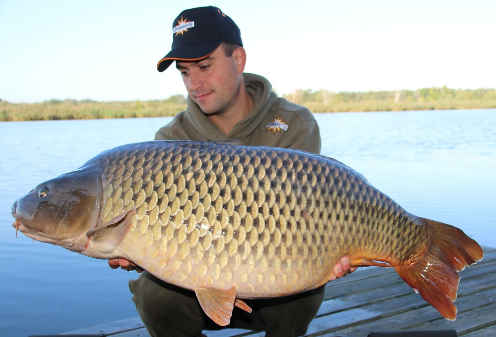 21.10kg Goslawice carp