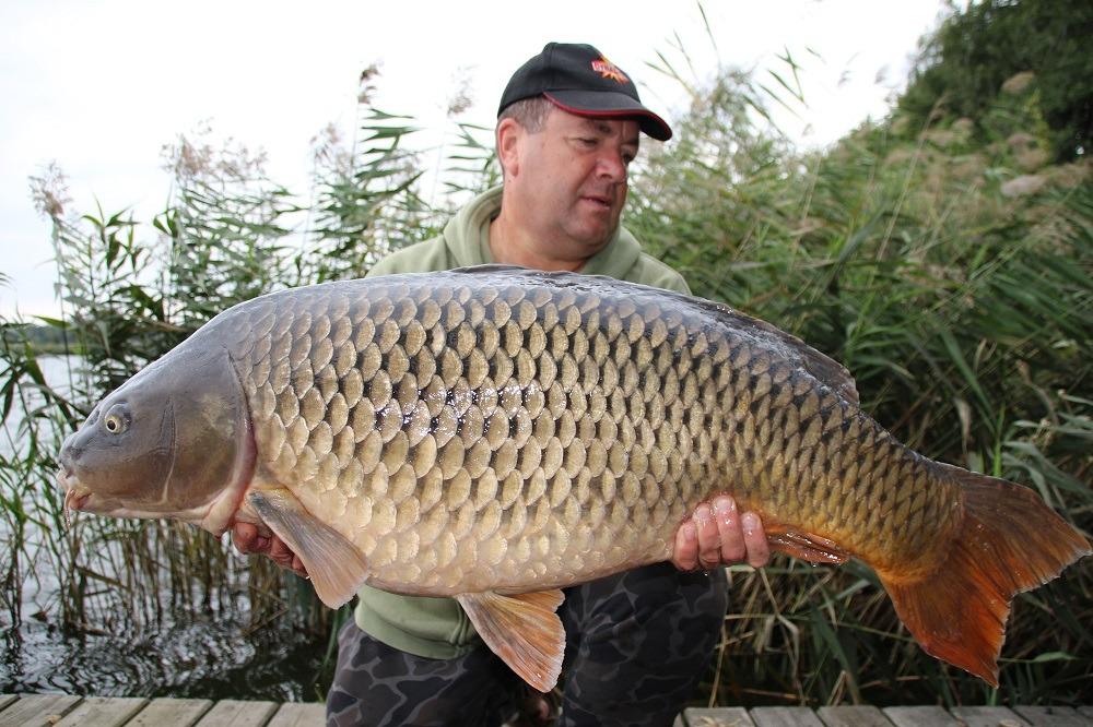 22,2 slavko catching a goslawice carp