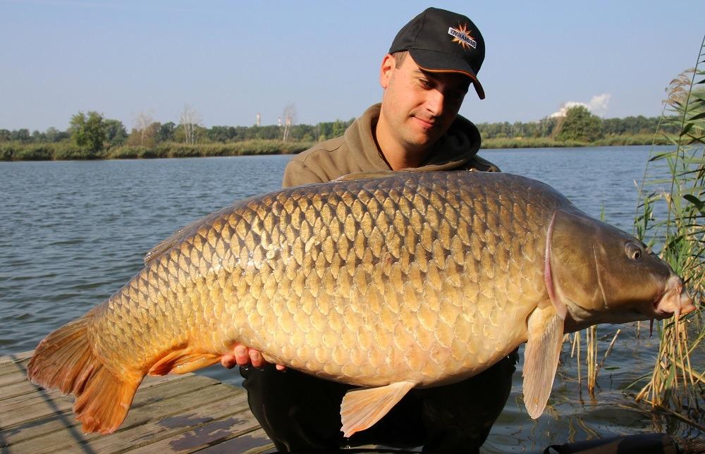 24,2kg lake goslawice carp kristof