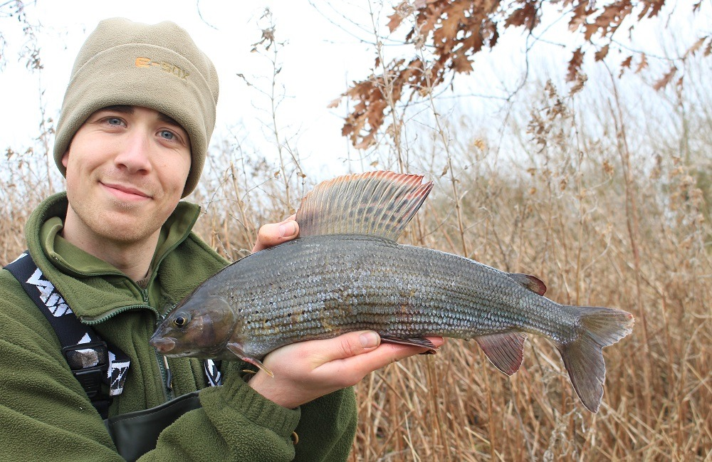 2lb 13oz Grayling james champkin