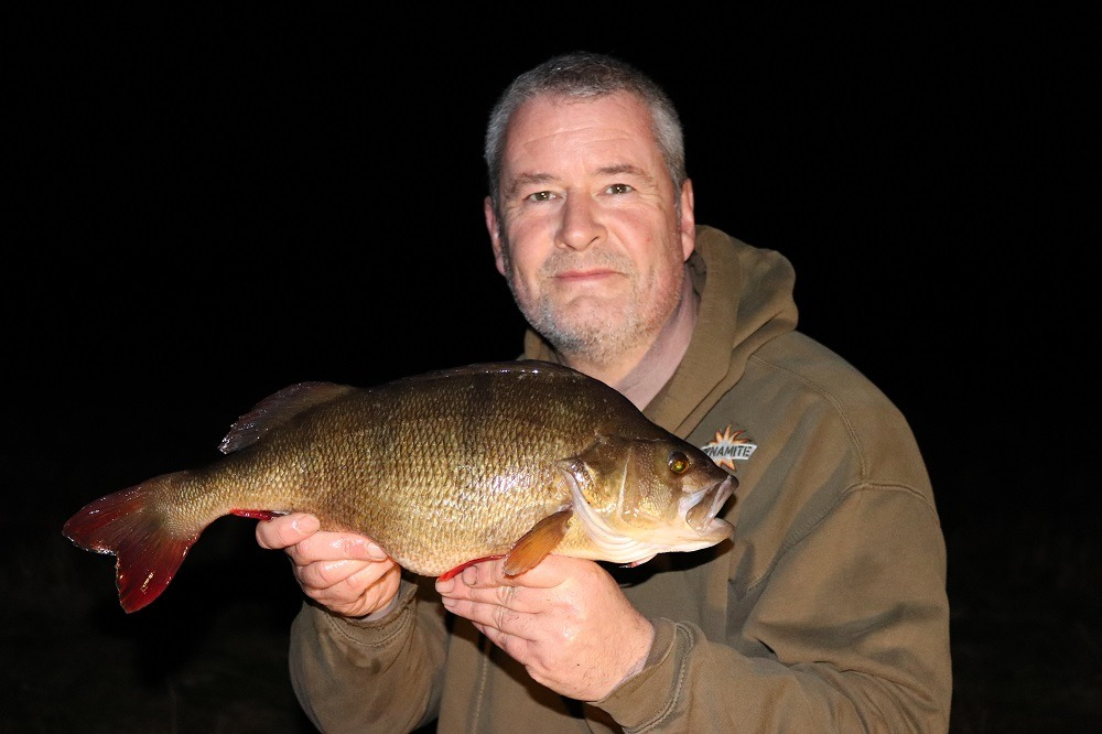 4lb 5oz ouse perch for tony gibson