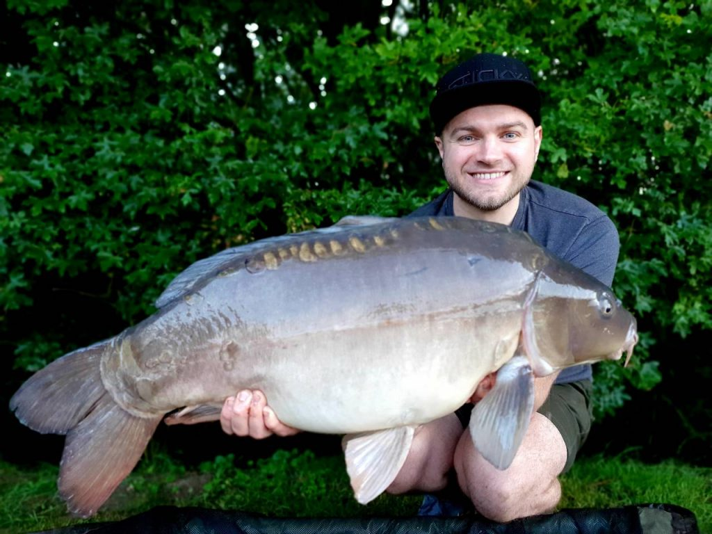 Ed Wright, 26lb 9oz, South Cliff, Monster Tiger Nut