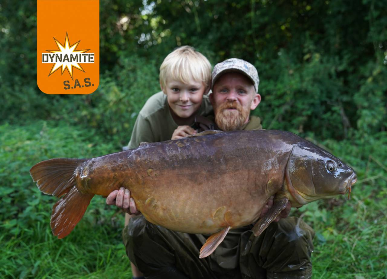 gary taylor spike linear 39lb 5oz complex-t