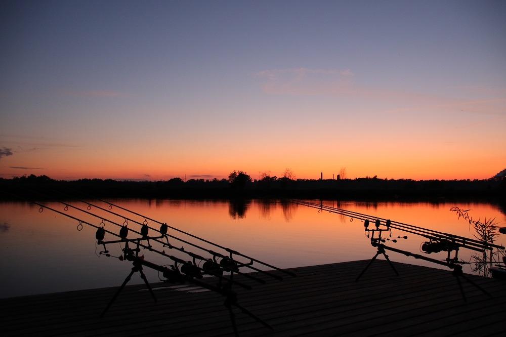 goslawice lake carp fishing