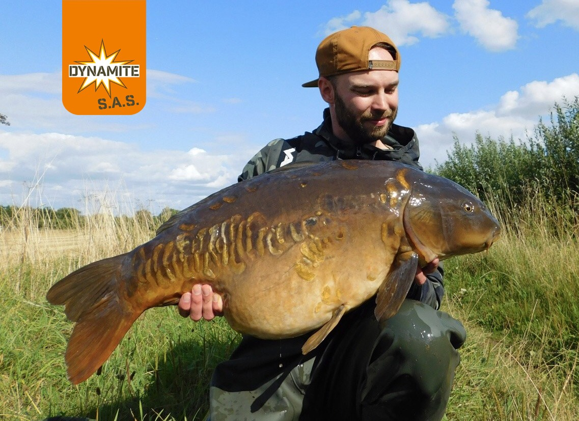 rob hall the source at beckerings reservoir carp
