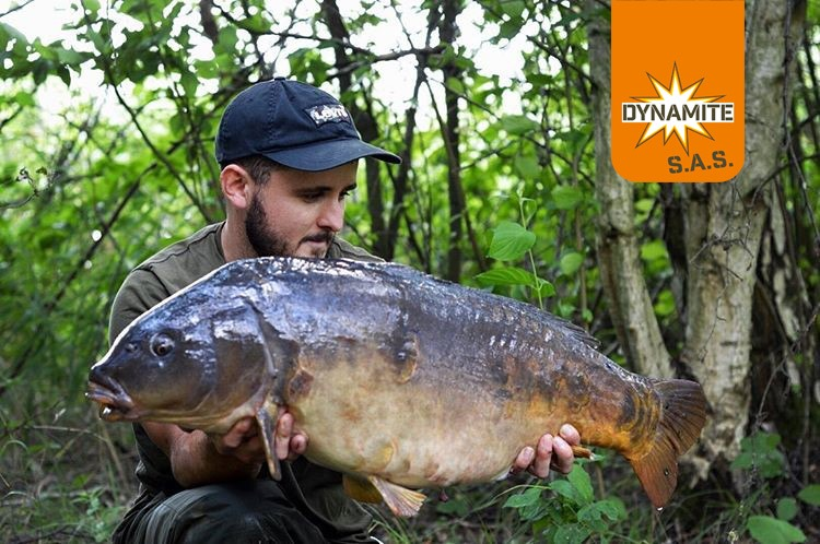 August <b>2019</b> SAS Competition Winners - Dynamite Baits