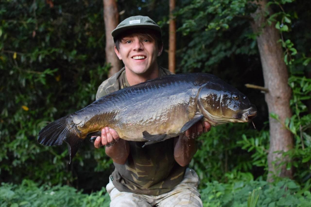 1st of the estate lake carp