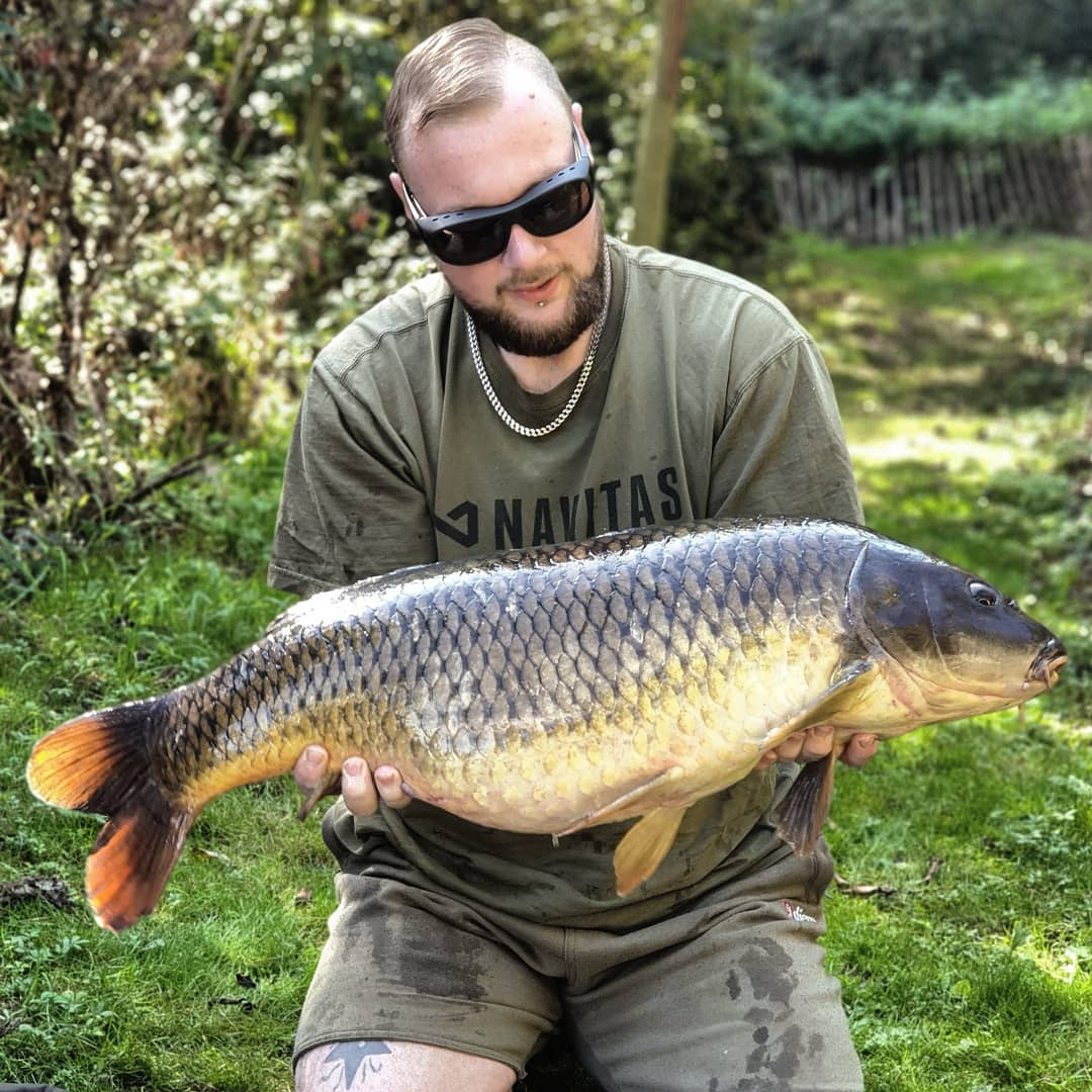 Jack Beard, 30lb 2oz, Colne Valley Syndicate, Monster Tiger Nut Red Amo Wafter