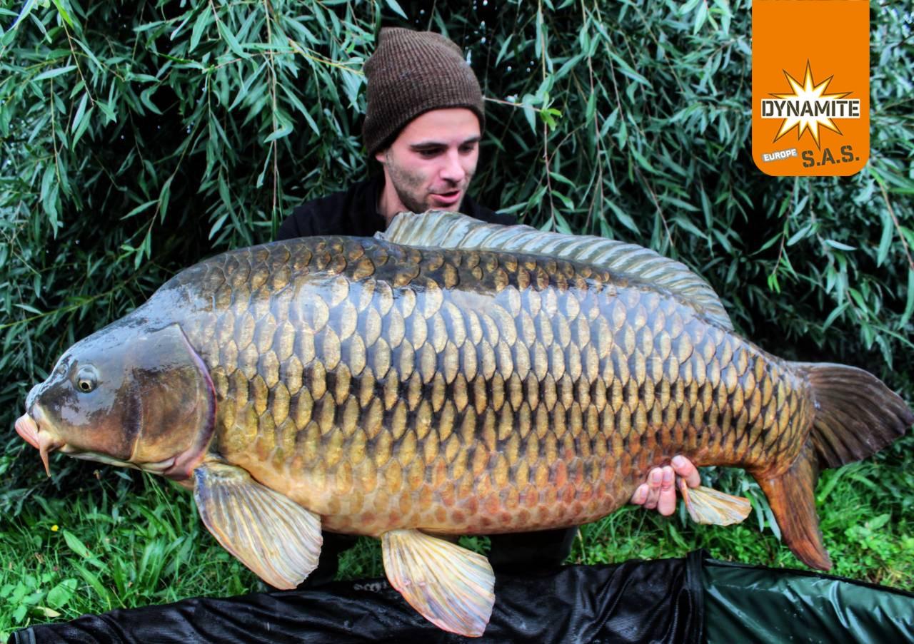Maximilian Lauble - Germany - 31,2kg - Pineapple & Banana