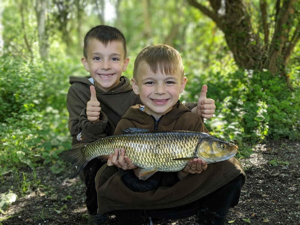chub fishing