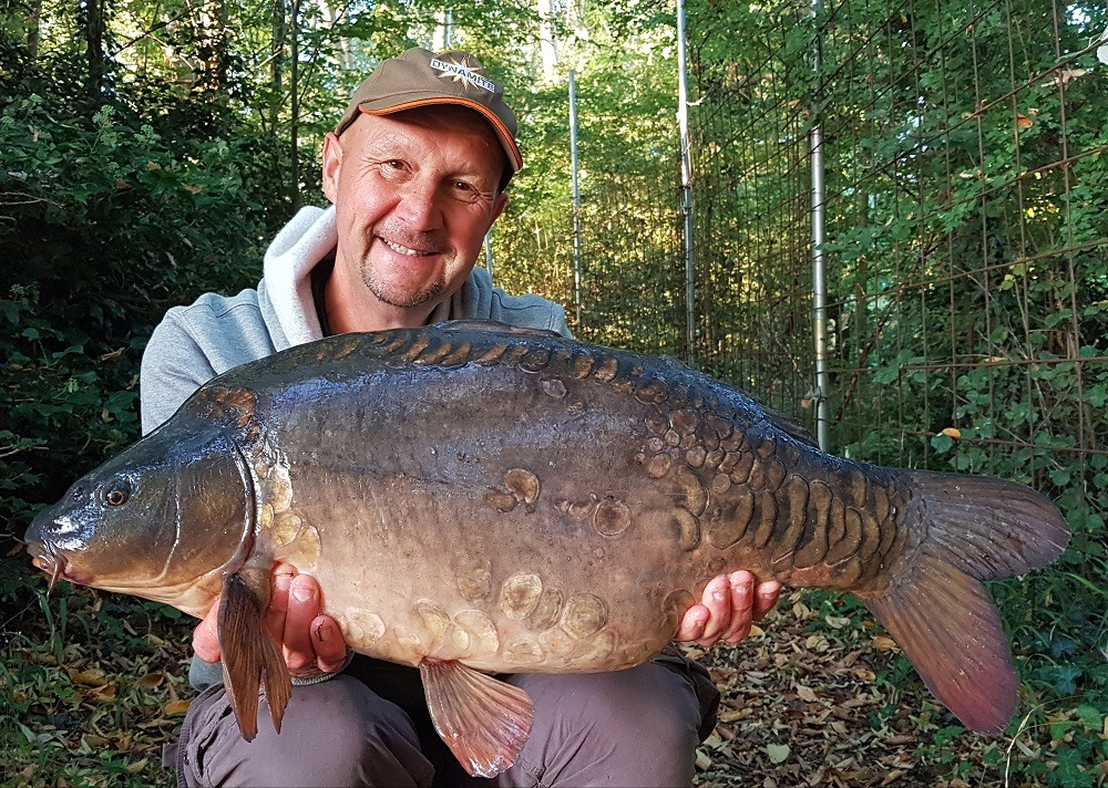 ian russell carp fishing blog 1