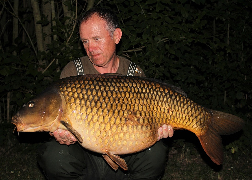2 - French 46 bluewater carp dan cleary
