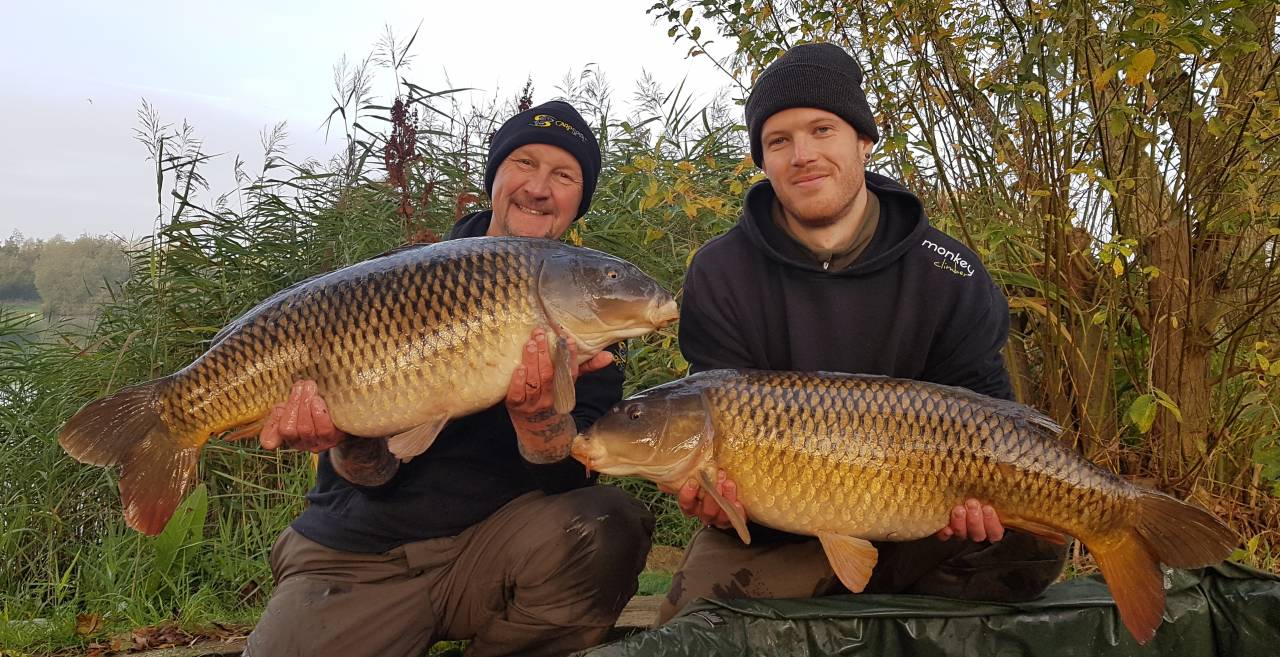 total carp feature booneys lake