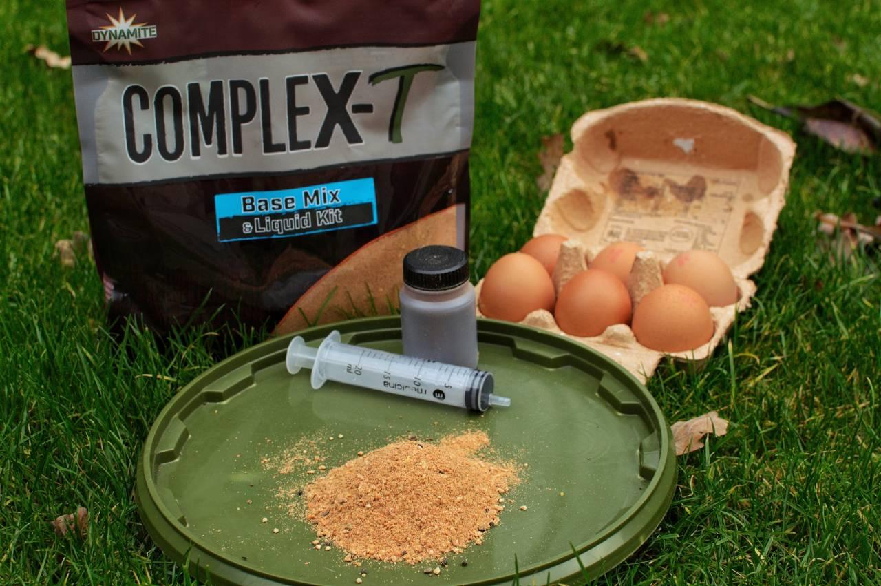 COMPLEX-T BASEMIX KIT