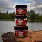 Robin Red Durable Hooker Pellets