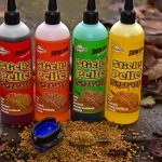 SwimStim Sticky Pellet Syrup – Betaine Green