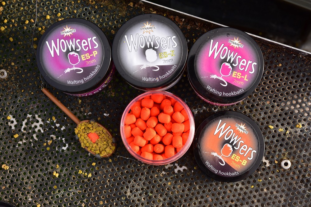 Dynamite Baits Wowsers High Vis Wafters 7mm