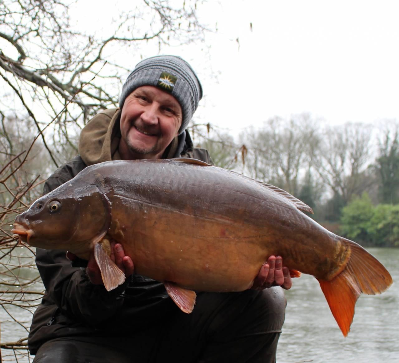 31lb club lake clonker
