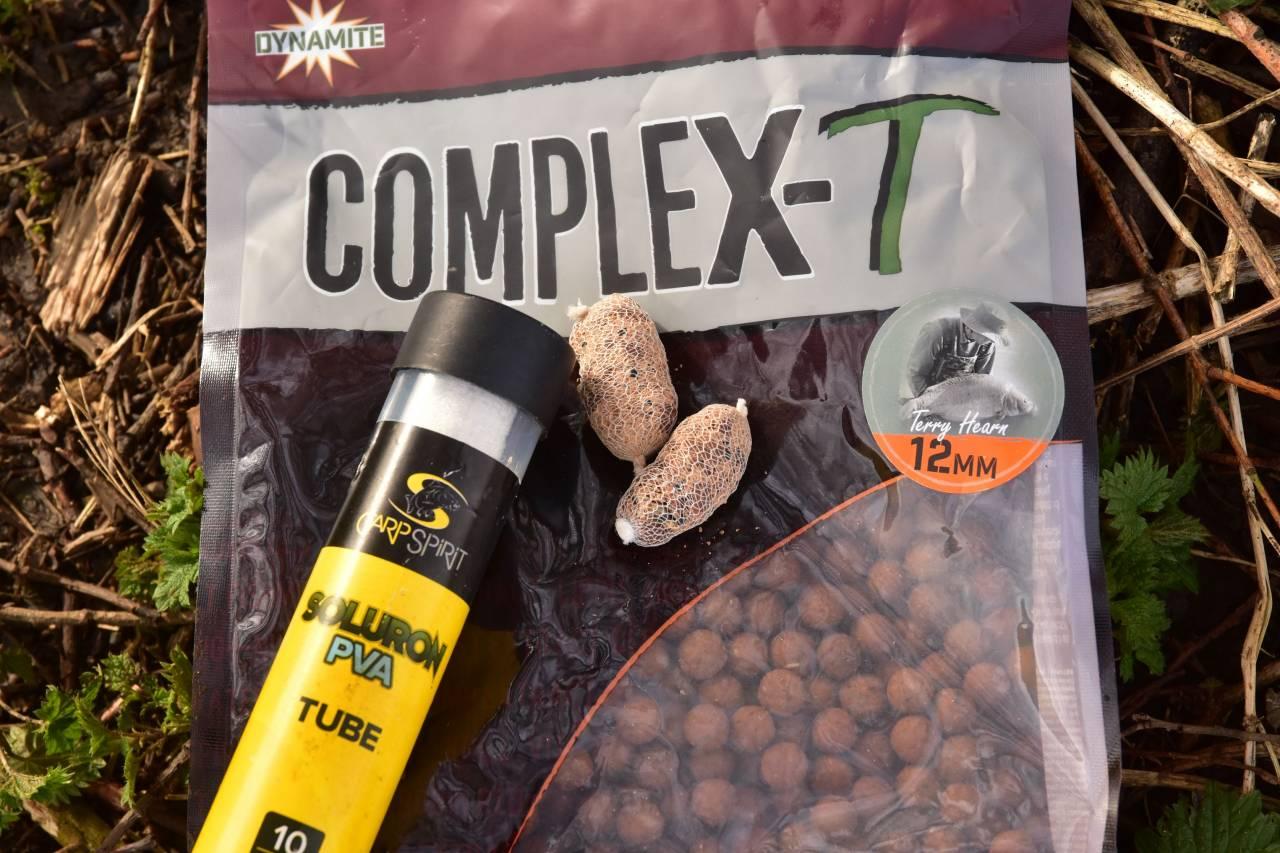 pva bags of pellets