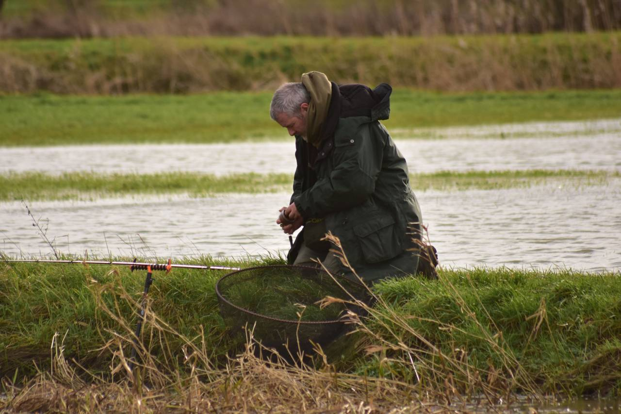 clothing for winter fishing