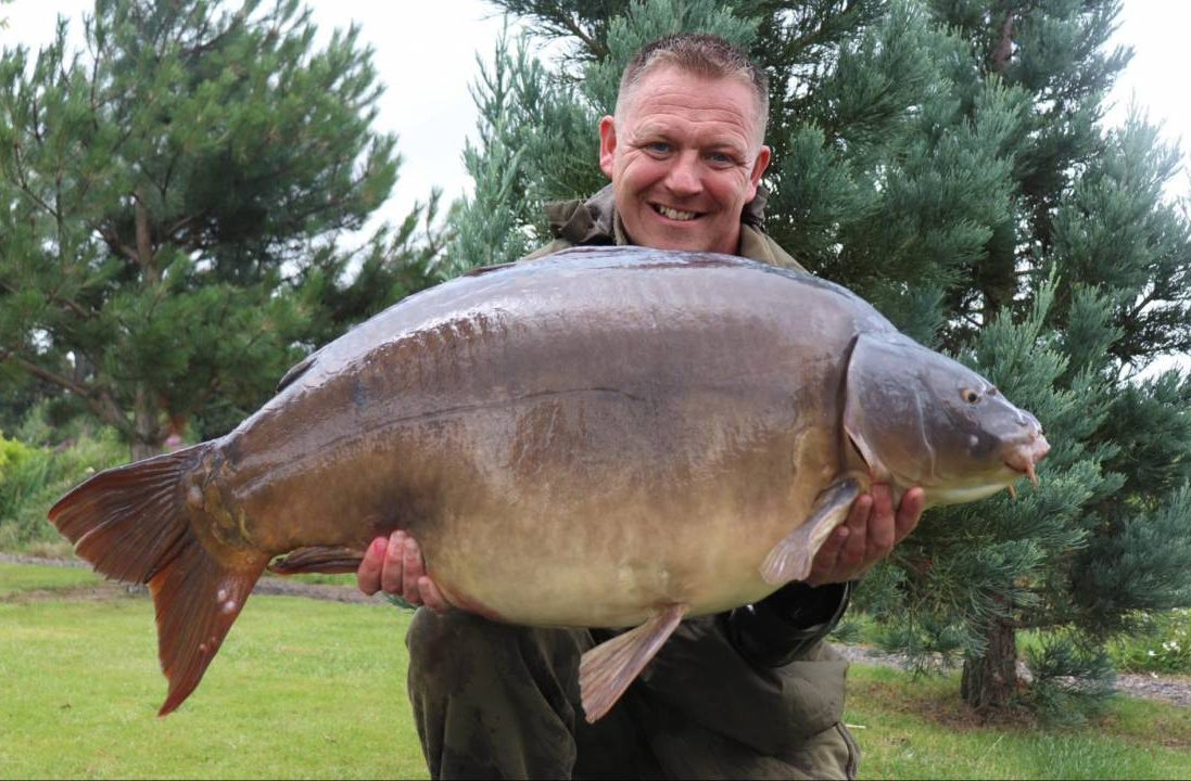captain scarlet 55lb 2nd time round
