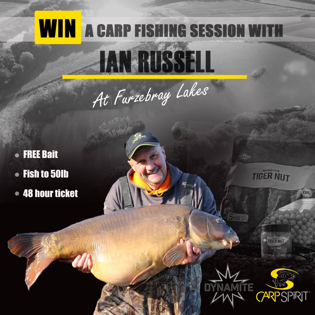 ian russell furzebray competition