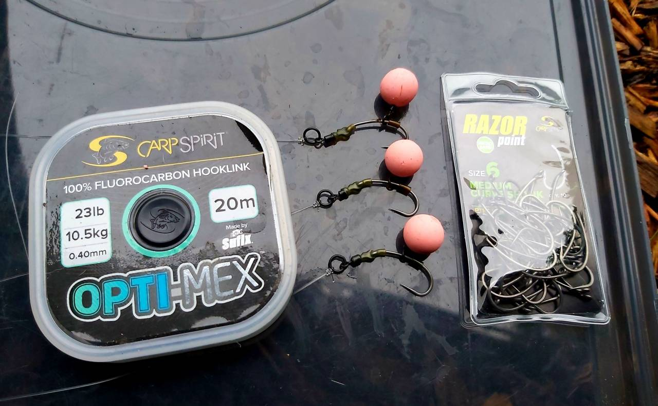 Deadly combination. Size 6 medium Curve and Opti mex