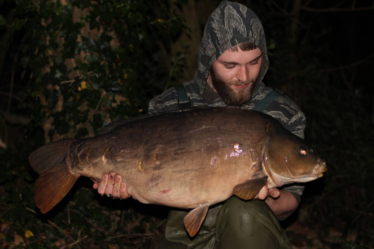 yateley carp dave williams 11