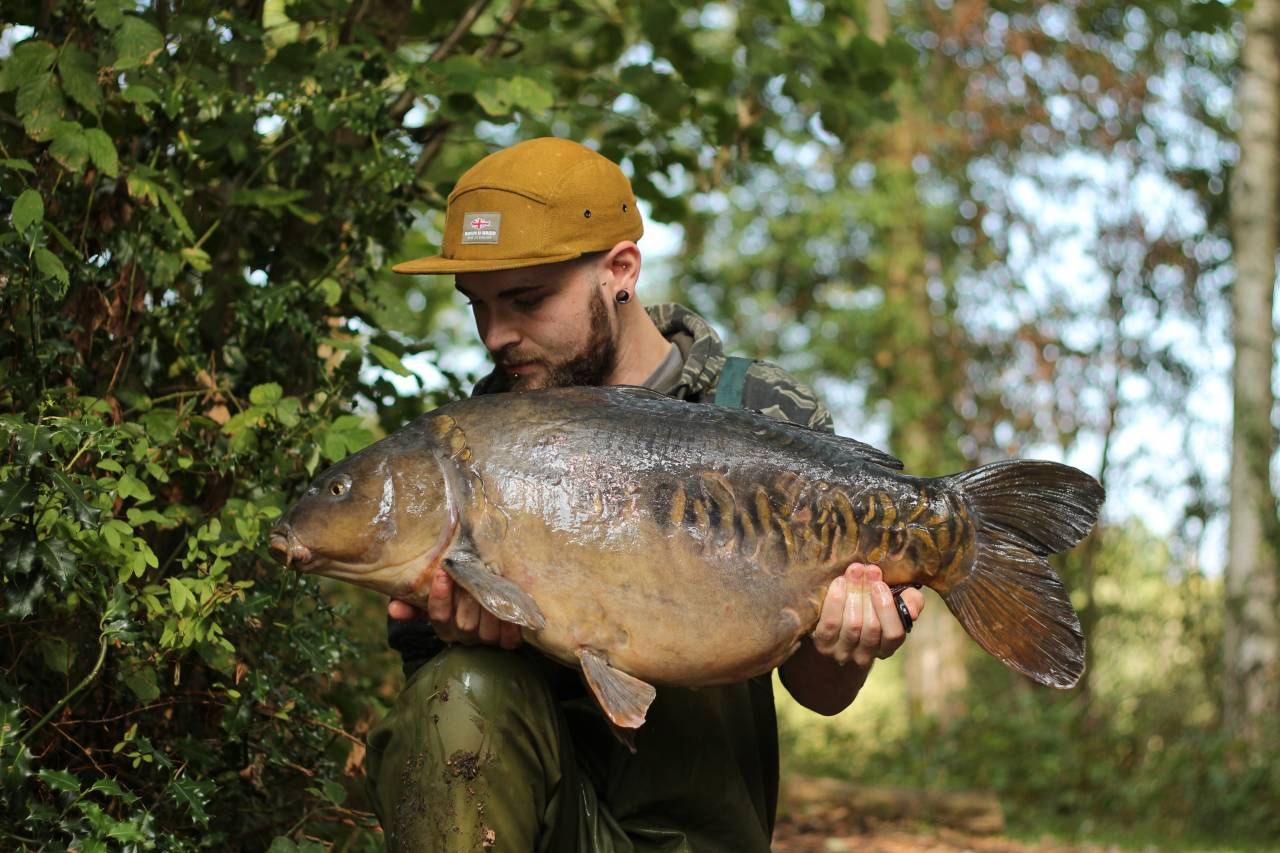yateley carp dave williams 17