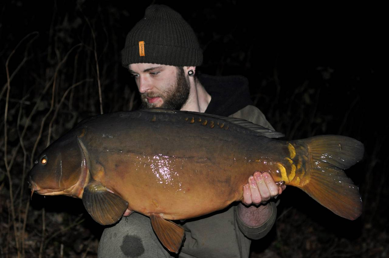 yateley carp dave williams 19