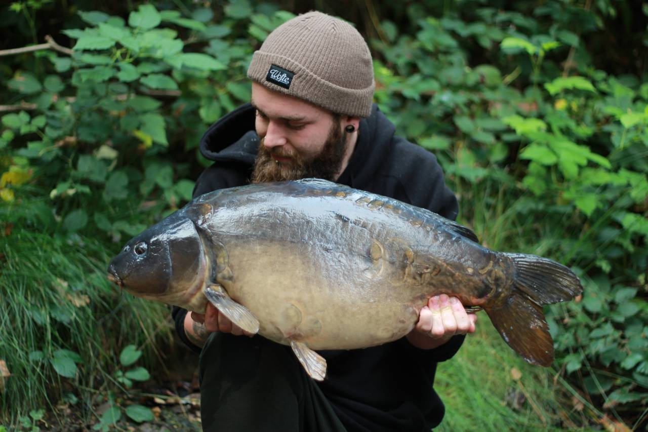yateley carp dave williams 7