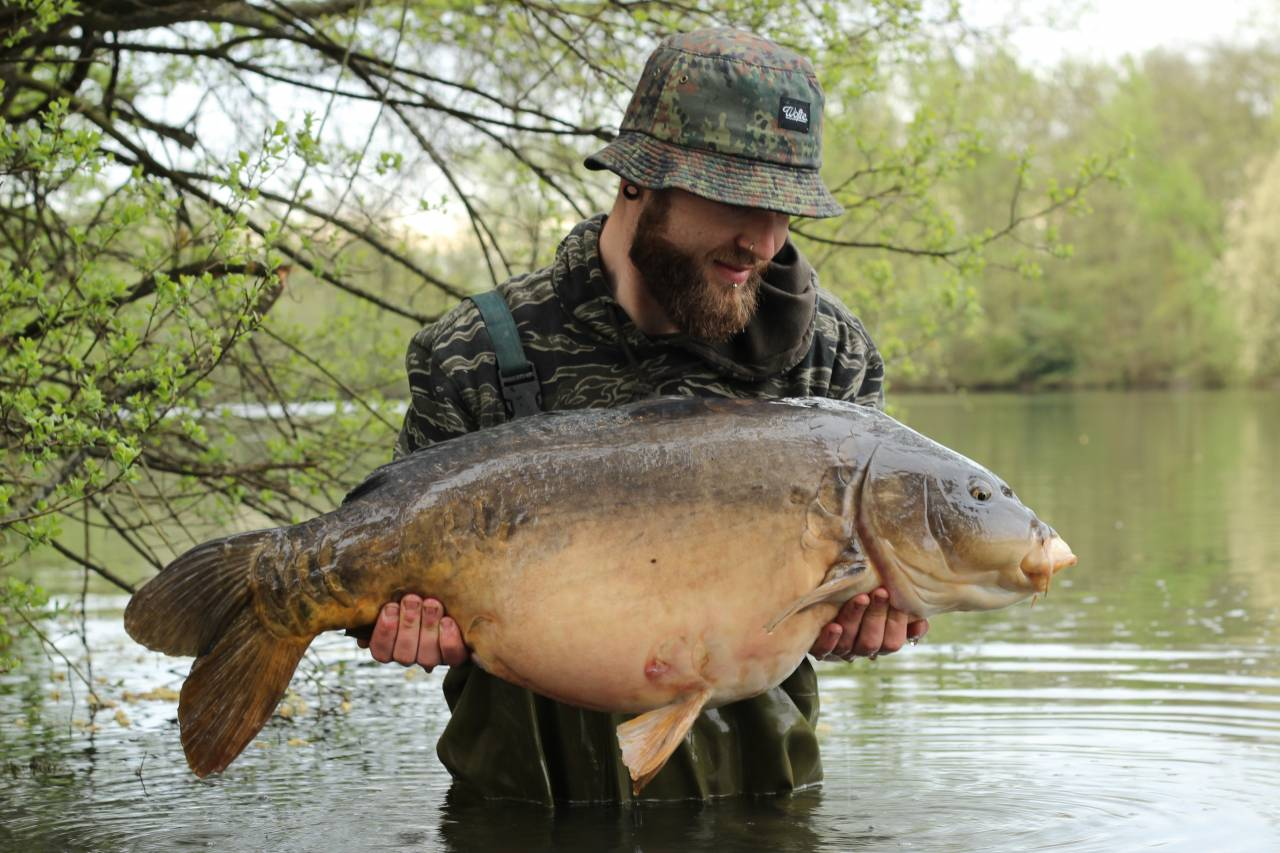 yateley carp dave williams 9