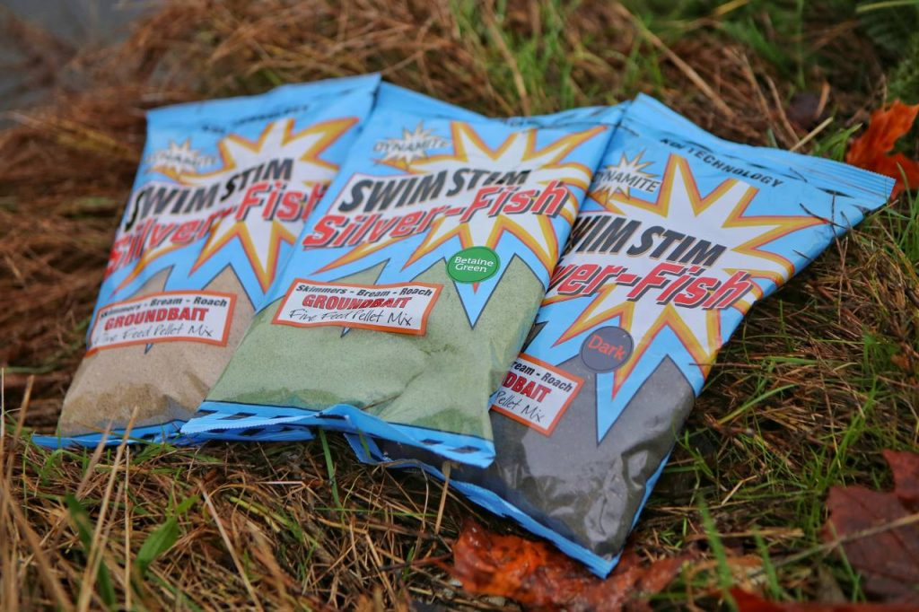 swimstim silverfish groundbait