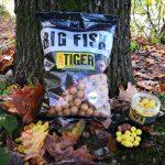 Sweet Tiger & Corn Boilies
